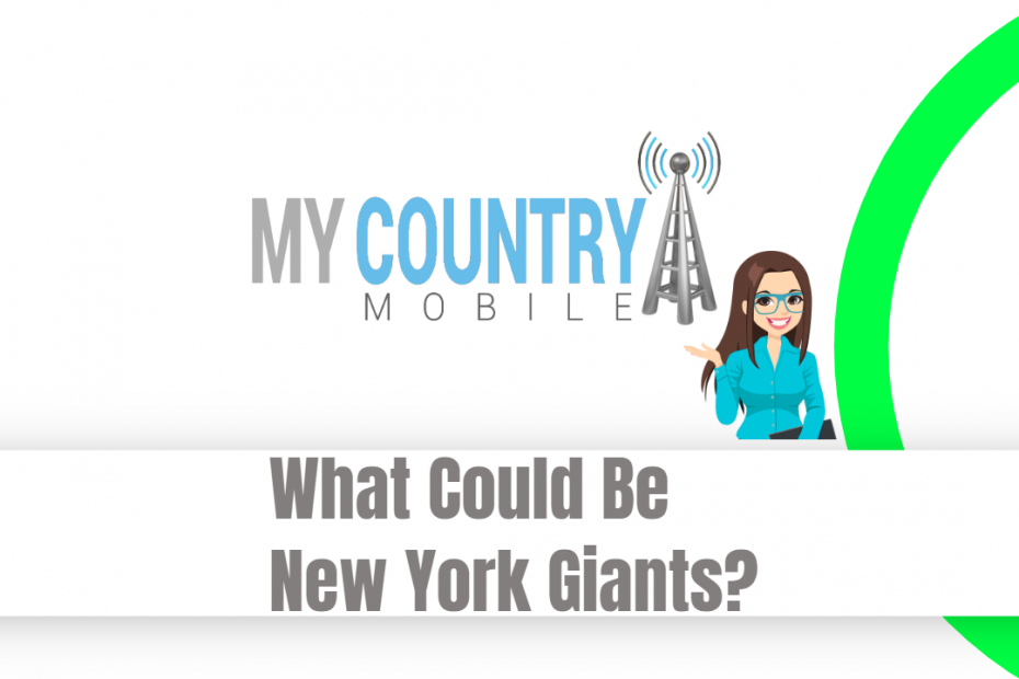 What Could Be New York Giants? - My country Mobile